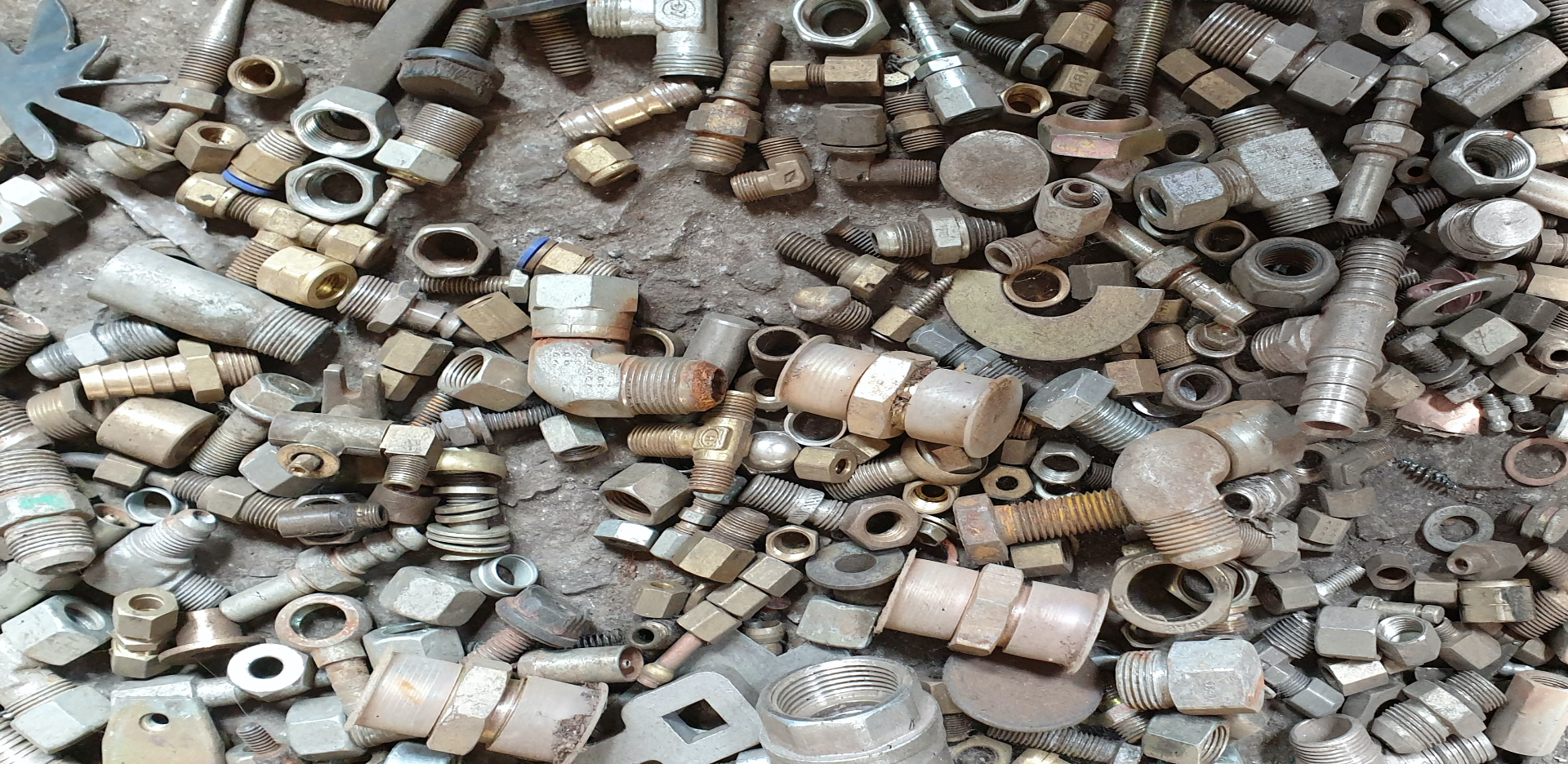 Image of Nuts and Bolts